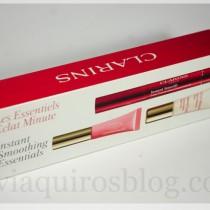 El neceser mágico de Clarins magic basic kit Silvia Quiros SQ Beauty