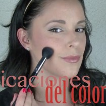 5 aplicaciones del colorete 5 ways to apply blush Silvia Quiros SQ Beauty