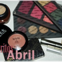 Mis Favoritos Abril 2013 April favorites Silvia Quiros SQ Beauty