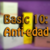 Basics 10 Anti-edad anti aging Silvia Quiros SQ Beauty