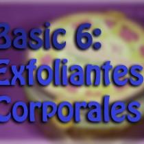 Basicos 6 Exfoliantes corporales Basics body scrubs Silvia Quiros SQ Beauty