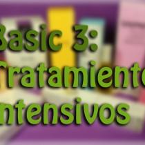 Básicos 3 Tratamientos intensivos intensive treatments Silvia Quiros SQ Beauty