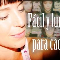 Maquillaje eyeliner natural vuelta a la rutina natural back to school every day makeup Silvia Quiros