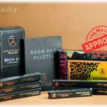 Probando los productos de Anastasia Beverly Hills silvia Quiros makeup review