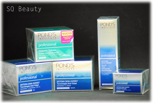 Terapia termal y skin expert de pond s institute silvia for Pond expert
