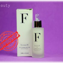 Serum F DF Lumière Beauté by David Francés Silvia Quiros SQ Beauty