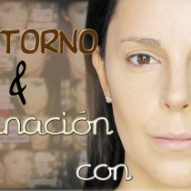 Tutorial Contorno e iluminación contour and highlight tutorial Silvia Quiros
