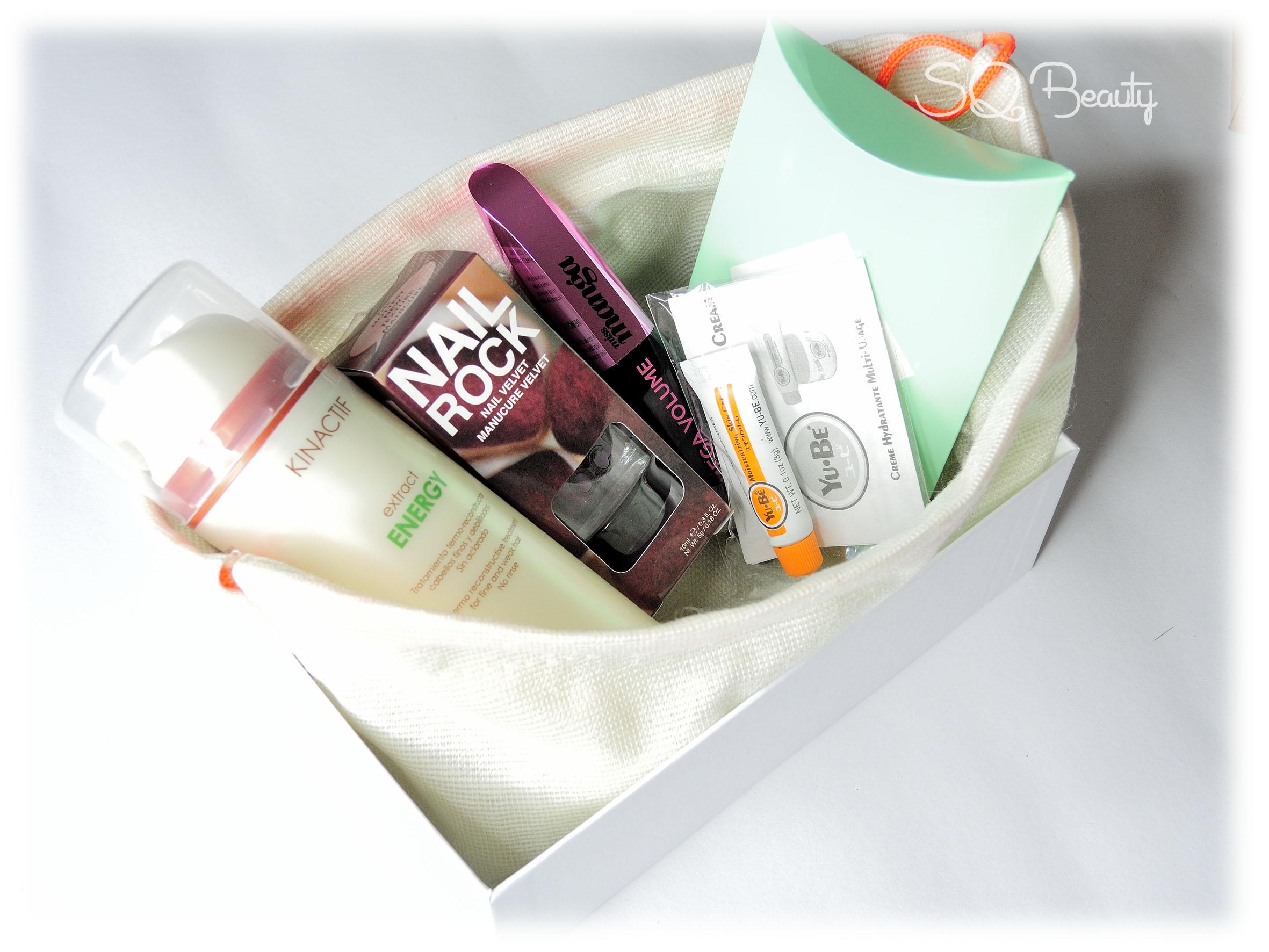 Cajitas Glossy Box y Birch Box de Enero Silvia Quiros SQ Beauty