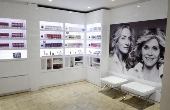 Primera tienda en España de L'oréal