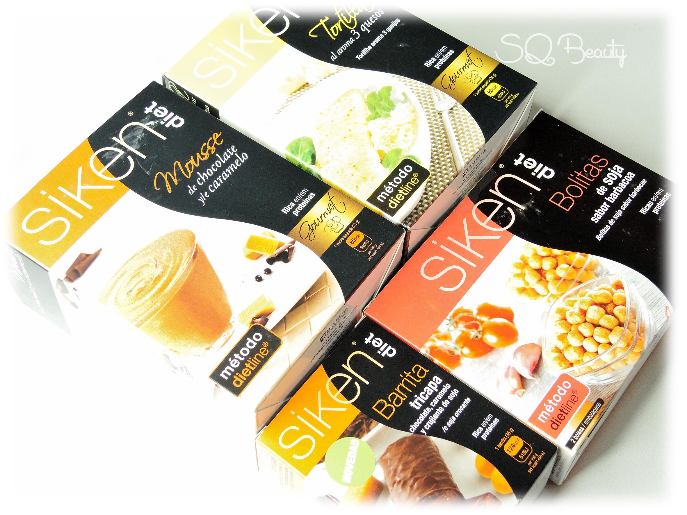 Complementos para ayudar a tu dieta adelgazante Silvia Quiros SQ Beauty