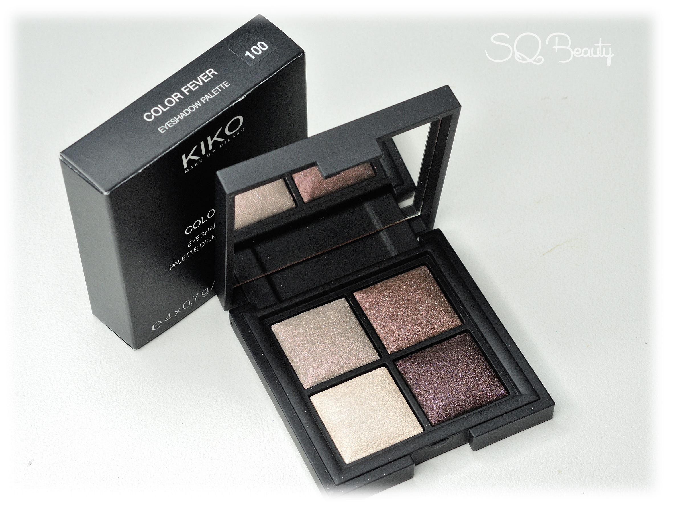 Colección Bad Girl de Kiko Makeup Silvia Quiros SQ Beauty