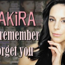 Maquillaje y peinado de Shakira en Can't Remember to forget you Makeup Silvia Quiros SQ Beauty