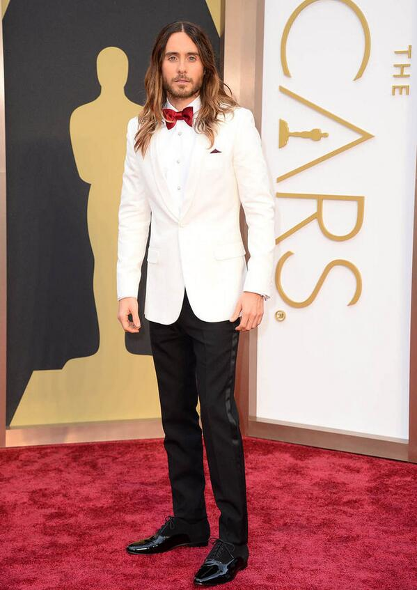 Jared Leto de Harry Winston