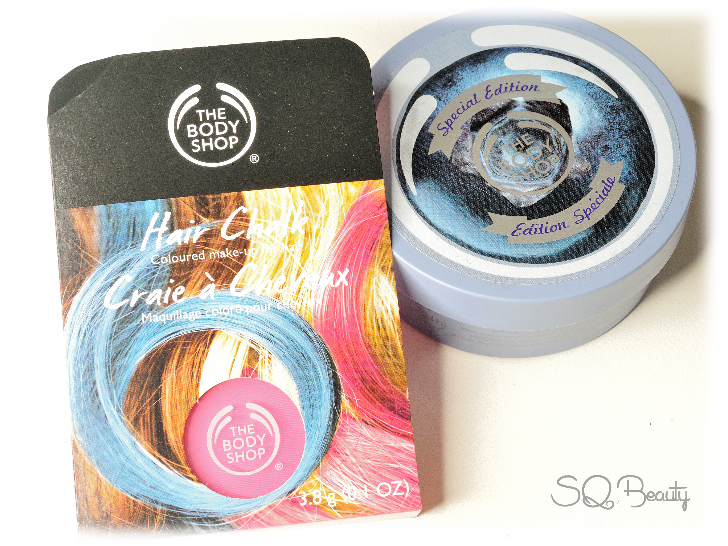 Novedades The Body Shop