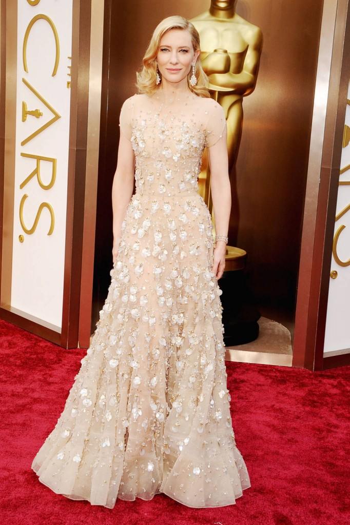 Cate Blanchett de Giorgio Armani