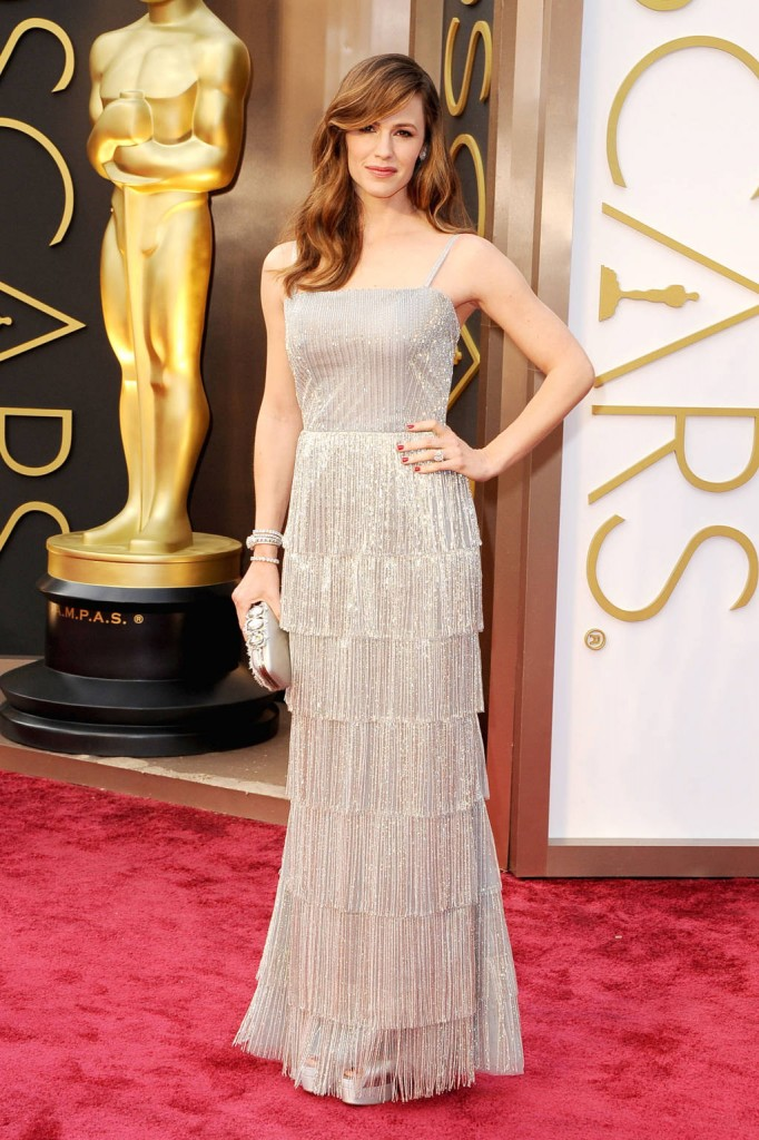 Jennifer Garner de Oscar de la Renta