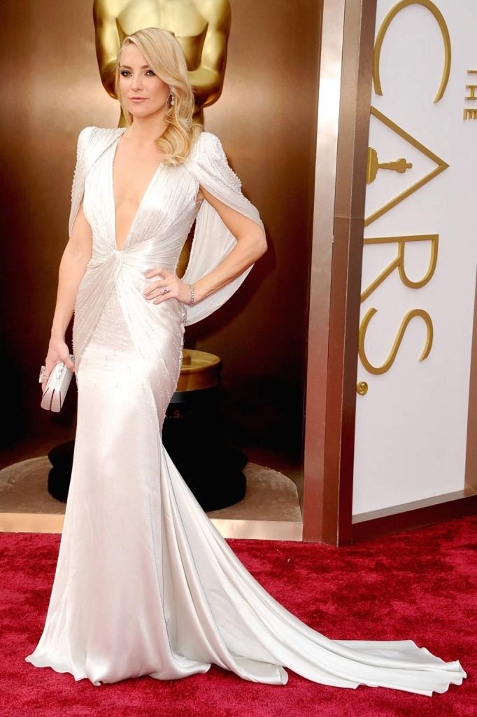 Kate Hudson de Atelier Versace