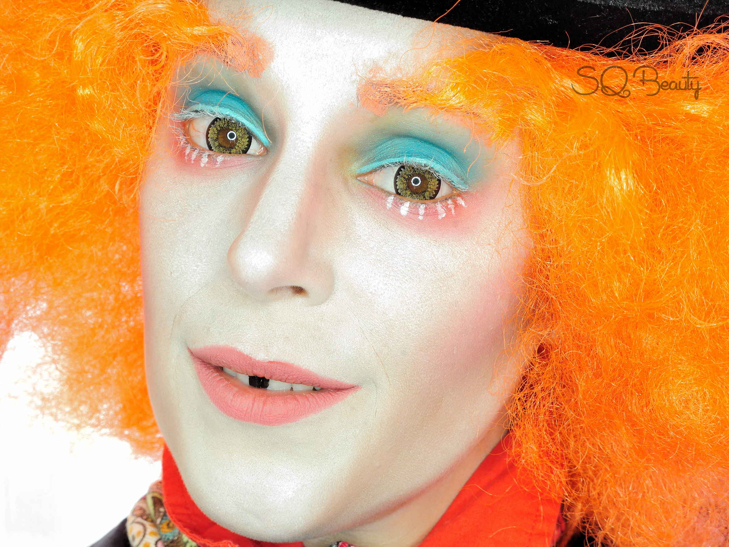 Mad Hatter Makeup Silvia Quir 243 S