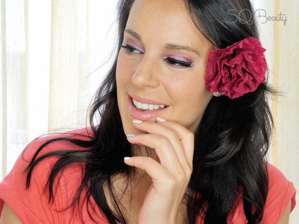 Maquillaje Pasión en Rosa