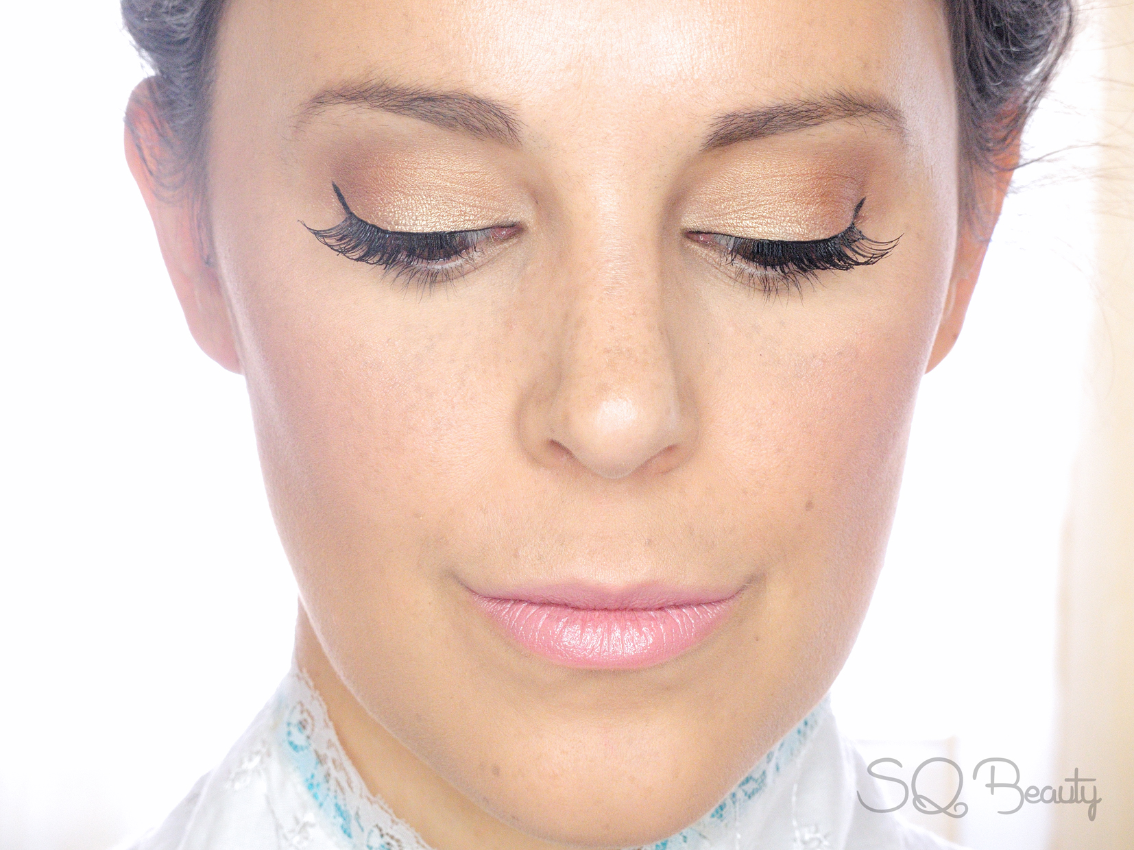 Natural Bride Makeup Silvia Quir 243 S