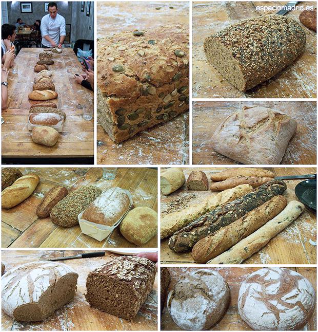 Regalo especial para el día de la madre, taller de pan en Levadura Madre