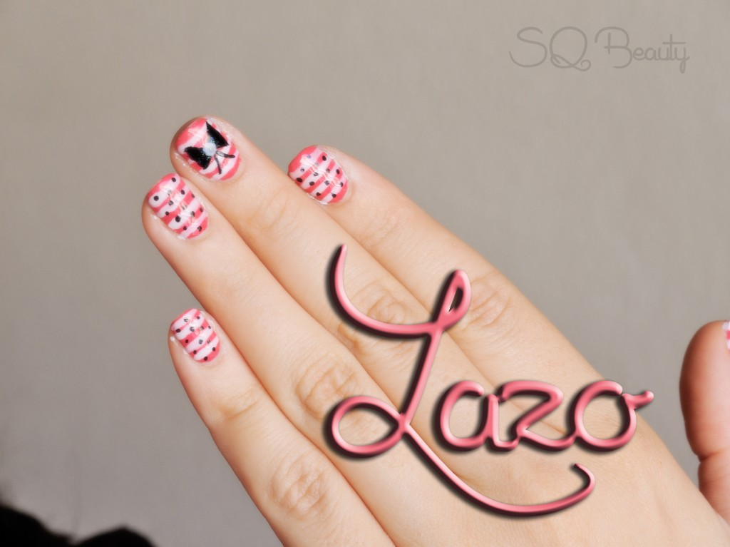Nail Friday Manicura lazo