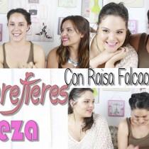 Tag Que prefieres belleza con Raisa Falcao y Lorituela