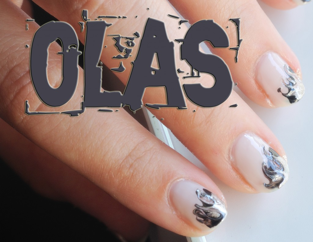Nail Friday Manicura Olas