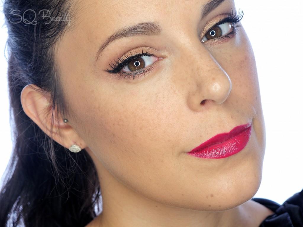 Maquillaje Sexy Burdeos tutorial