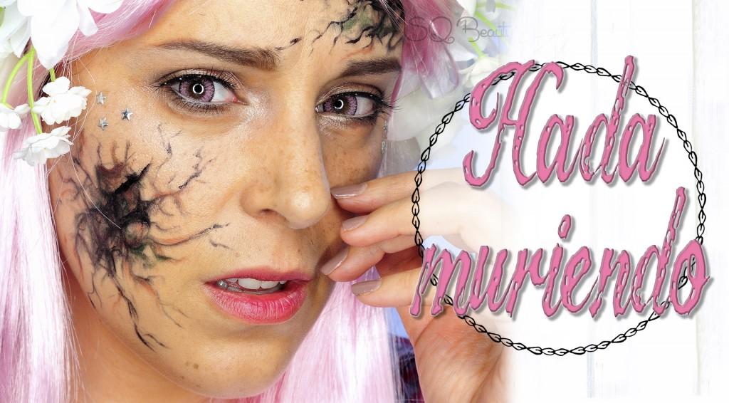 Tutorial Maquillaje Halloween Hada muriendo