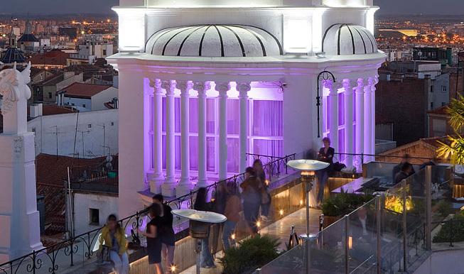 Penthouse, Plaza Santa Ana