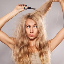 Evita el pelo encrespado