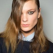 Haz la raya de tu cabello según tu tipo de rostro