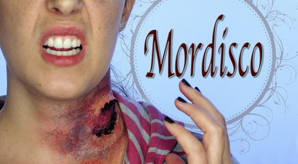Tutorial Maquillaje Efectos especiales Mordisco