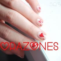 Nail Friday Manicura Corazones