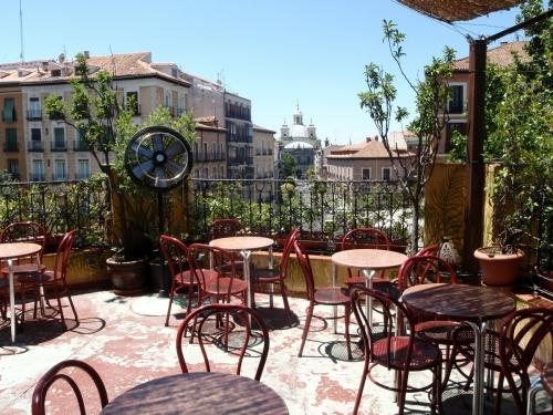 Restaurante el Viaje, Plaza de la Cebada