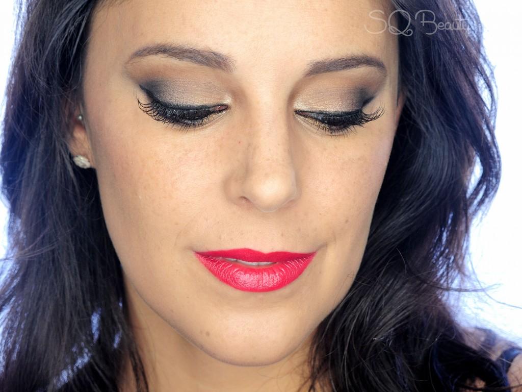 Tutorial Maquillaje sexy tonos tierra
