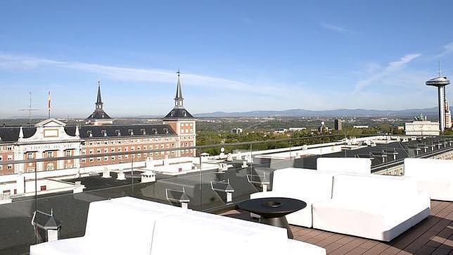 Terraza Poniente, Moncloa