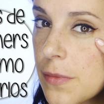 Tutorial tipos de eyeliner