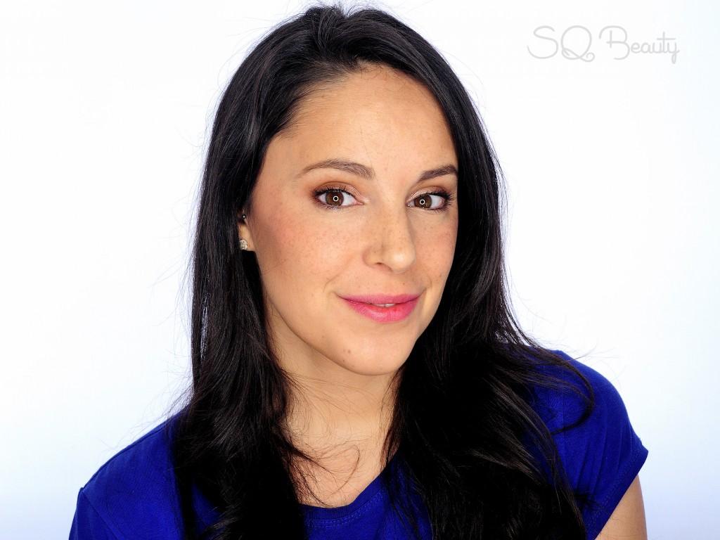 Tutorial maquillaje exprés 5 minutos colaboración con Balamoda