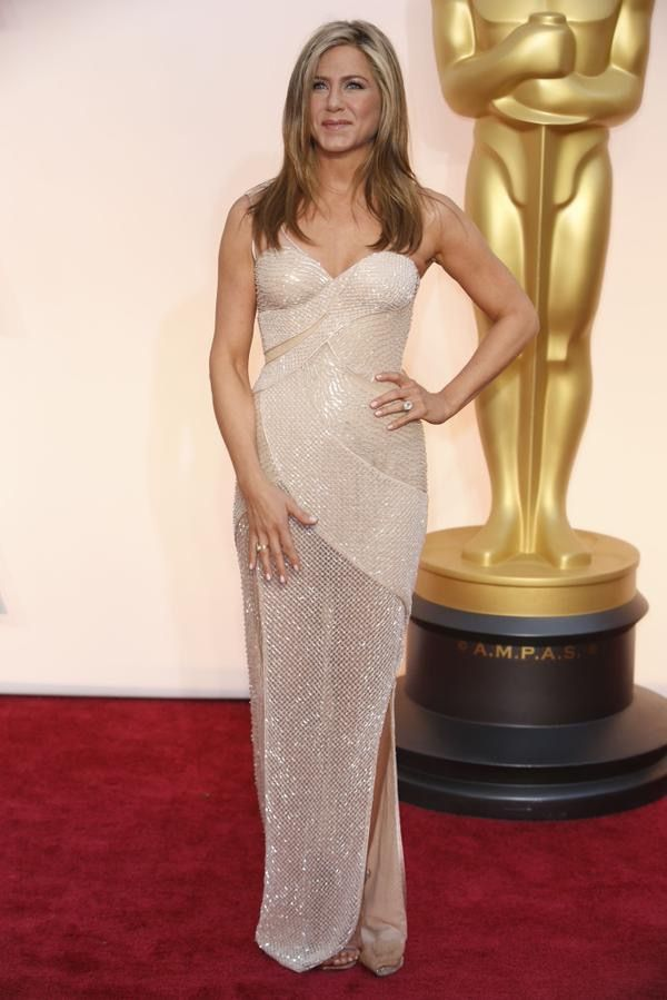 Jennifer Aniston, Versace