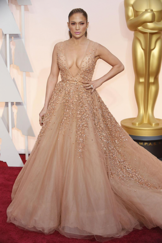 Jennifer Lopez, Elie Saab