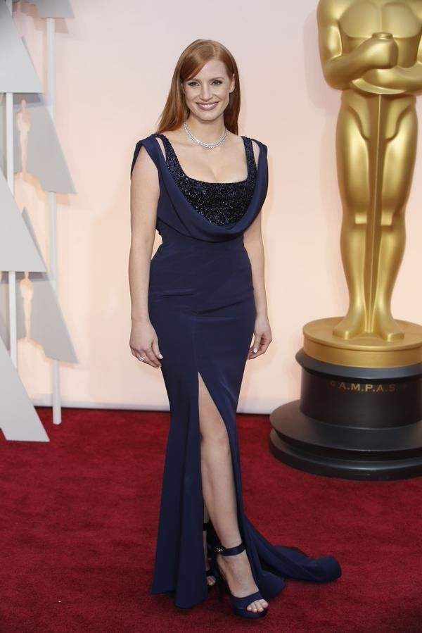 Jessica Chastain, Givenchy couture
