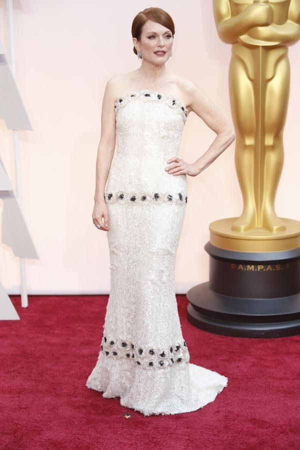 Julianne Moore, Dior Haute Couture