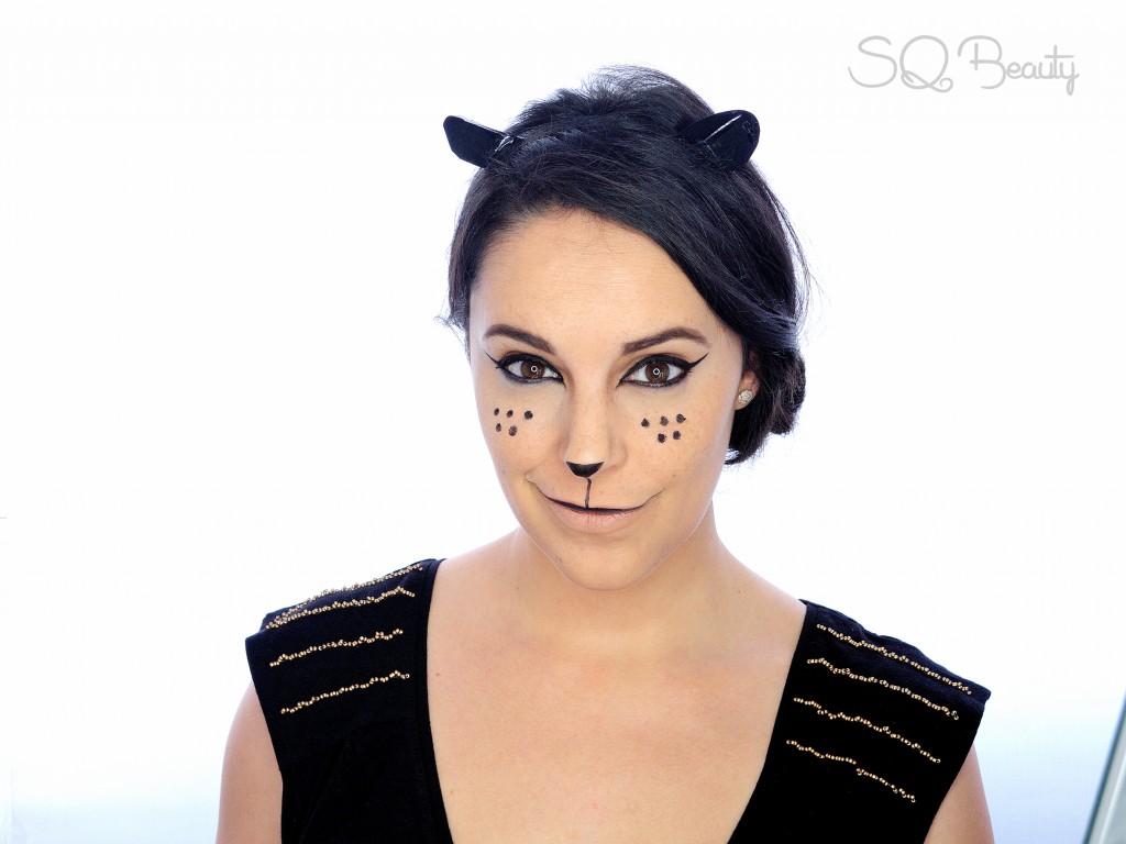 Tutorial maquillaje carnaval Gatita sexy