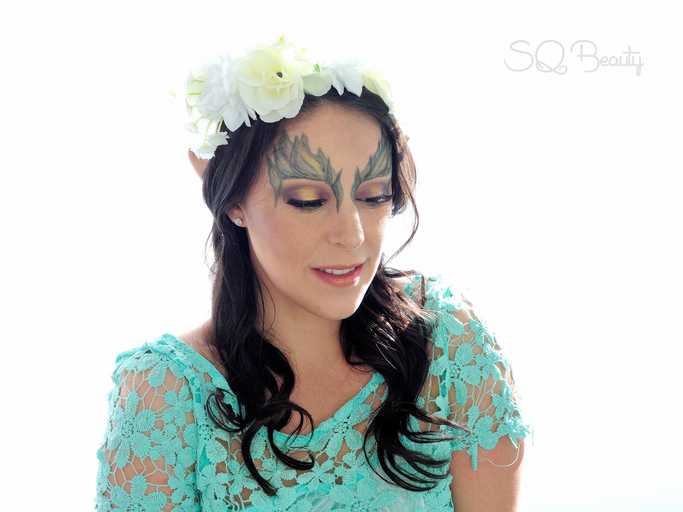 Tutorial Maquillaje Hada Tierra Silvia Quir