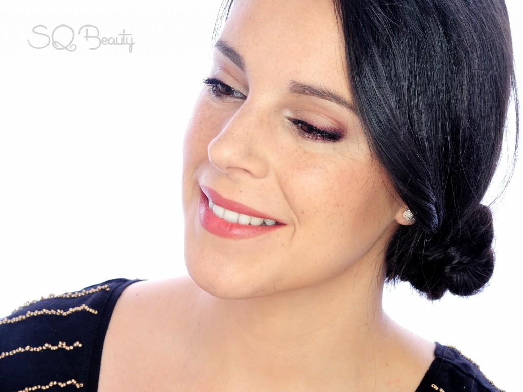 Mi maquillaje y peinado para San Valentin