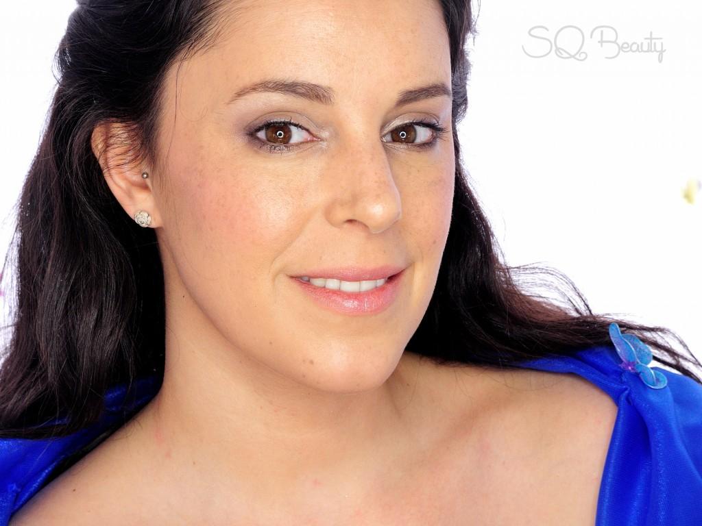 Tutorial maquillaje y peinado Cenicienta