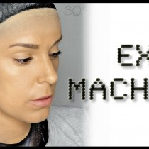 Maquillaje efectos especiales Ex-Machina
