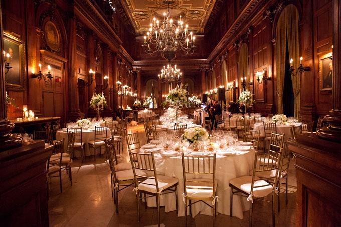 Banquetes bodas clásicas